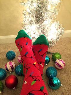 Tay & Co : Chrissy's Knee High Socks