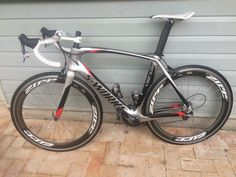 s-works venge sram red black zipp 404