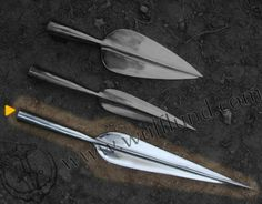LA TENE SPEAR, replica, 60 cm
