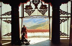 Monasterio Ganden Gompa, Tíbet