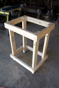 Router Table Base
