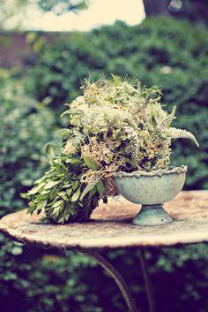 Le bouquet romantique