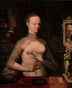 Diane de Poitiers - Ecole de Fontainebleau.  Art Experience NYC  www.artexperiencenyc.com/social_login/?utm_source=pinterest_medium=pins_content=pinterest_pins_campaign=pinterest_initial