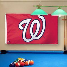 Washington Nationals WinCraft Deluxe 3' x 5' Flag - $37.99