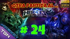Heroes of the Storm let's play # 24 PUNTOS 1080p 2.0 @georgexcv