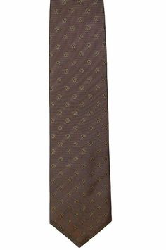 Calvin Klein Collection Mens Circles and Stripe Silk Dress Neck Necktie Tie 56in #CalvinKleinCollection #Tie