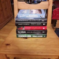 Boklysten: Mer böcker