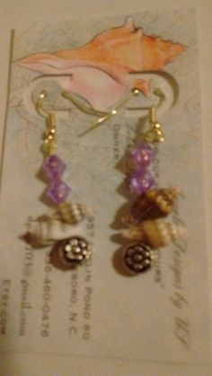 Check out this item in my Etsy shop https://www.etsy.com/listing/280603506/choose-from-pink-or-purple-beads-with