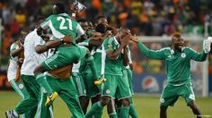 The Super Eagles are Champions of Africa - Nigeria 1-0 Burkina Faso