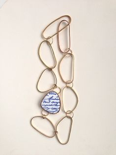 hybrid handmade: Etsy Metal Challenge 2014 - week 1 and 2 Metal Jewelry, Boho Jewelry, Jewelry Art, Jewelry Necklaces, Fashion Jewelry, Jewelry Design, Bracelets, Jewellery Uk, Dress Jewellery