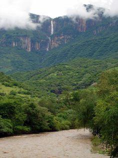 El salto de bejucos, Mexico