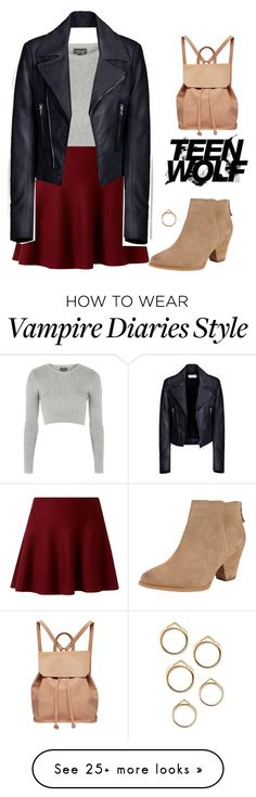 """Allison Argent inspired