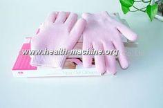 awesome Αντι - γάντια πηκτωμάτων γήρανσης φυσικά ρόδινα ενυδατικά, προσωπικά γάντια πηκτωμάτων ενυδάτωσης