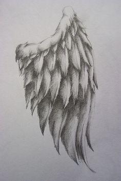 Angel wing | Tatoo design for my sister. | John Radebaugh | Flickr