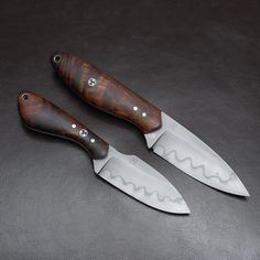 Ryan Weeks knives