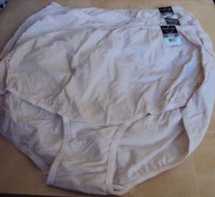 16.78$  Buy now - http://vidcv.justgood.pw/vig/item.php?t=nryjt222035 - We are offering for sale three Vanity Fair Perfectly yours Ravissant tailored Cotton briefs Size 8 16.78$
