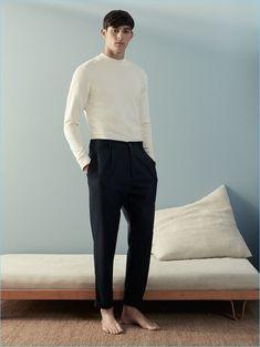 COS Fall/Winter 2016 Men's Leisure Fashions