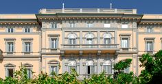 Photo Gallery - Hotel Grand Hotel Palazzo - 5 star accomodation in Livorno - Hotel in front to Egadi Islands