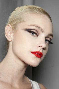 Contrastante make up