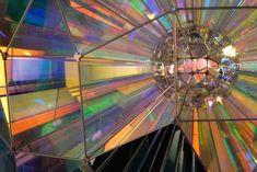 Kaleidoscopic Light Installations-14