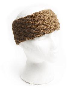 Ravelry: Thatch Knit Headband pattern by The Toft Alpaca Shop