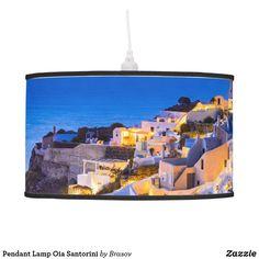 Shop Pendant Lamp Oia Santorini created by Brasov.