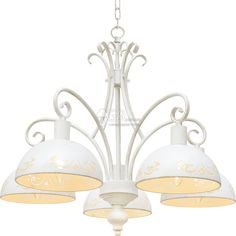 Люстра Arte Lamp A2060LM-5WG Pittore