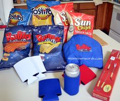 Totitos, Ruffles, Sun Chips and More! Frito-Lay Prize Pack Giveaway! 6/29