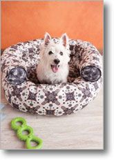Buy - Doublebolster Dog Bed