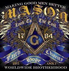 Freemasonry - Making Good Men Better Since 1784 Masonic Order, Masonic Art, Masonic Lodge, Masonic Symbols, Masonic Jewelry, Hiram Abiff, Masonic Tattoos, Eastern Star, Yoga Tips