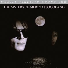 SISTERS OF MERCY - FLOODLAND (NUMBERED LIMITED EDITION Vinyl LP)