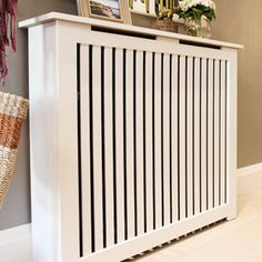 Manhattan Style Radiator Cover