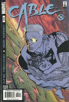 Marvel Cable comic issue 99