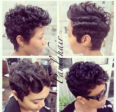 Short hair don't care!