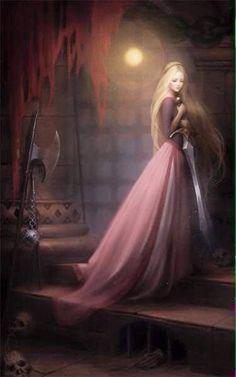 Princesses Eilonwy