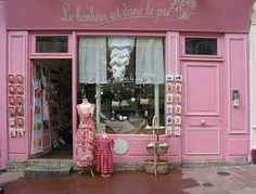 French Storefronts