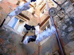 Art of laundry // Dubrovnik, Croatia