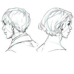 65 件のおすすめ画像ボード顔首肩2019 Sketches