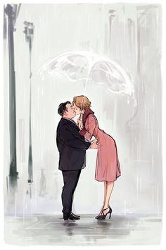 my heart's so soft for them | artist: toixx via tumblr