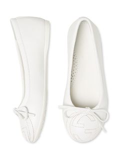 Bow Ballet Flat from Gucci