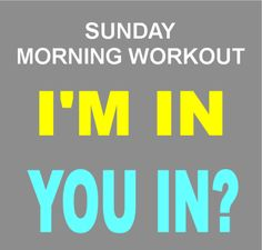 Roll outta bed and join us - 830a and 930a. #scottsdalejazzercisecenter #sundayworkout