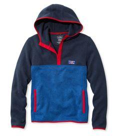 a9e0920776c L.L.Bean Sweater Fleece Hooded Pullover
