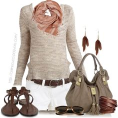 Casual - Summer/Spring, created by celinecucci on ...