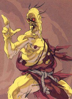 Street Fighter III: Oro