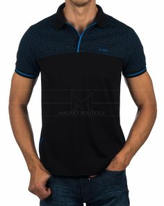 Black HUGO BOSS © Polo Shirt ✶ Paule 5 | BEST PRICE Steampunk Fashion, Gothic Fashion, Emo Fashion, Hugo Boss, Latex Fashion, Online Shopping Clothes, Athleisure, Boutique, Polo Ralph Lauren
