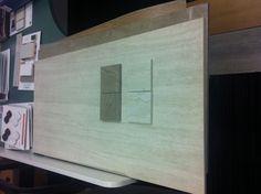 beautiful Large Format tile - neutral colour 450x900 size