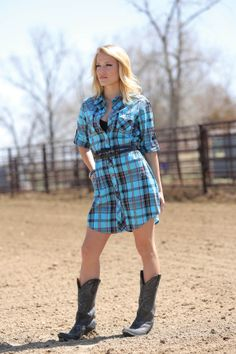 CRUEL GIRL Bright Blue Plaid Dress CTW9210002 AST