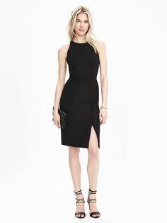 f4a25836b159 Classic little black dress  sleeveless
