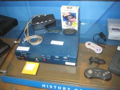 This is a genesis dev kit clone. It was cloned by EA because they didn't get a genesis dev kit in time (due to high demands). So they borrowed one from someone who had one, reverse engineered it and made their own.