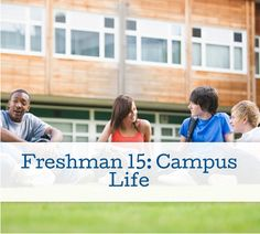 Wanna know what life is really like at college? Check out our Freshman 15 column to find out!